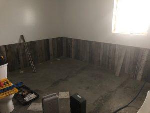 Bathroom Work 1